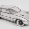 "Скульптура-автомобиль Compulsion Gallery ""Jaguar E Type"", металл, 23 см"