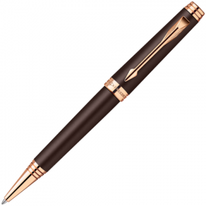 Ручка шариковая Parker Premier Soft Brown Ballpoint