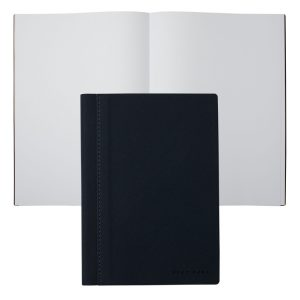 Блокнот Hugo Boss Hugo Boss Advance A6 Note Pad, синий