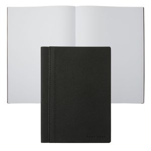 Блокнот Hugo Boss Hugo Boss Advance A6 Note Pad, темно-серый